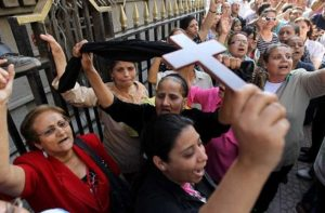 Fears arise in Egypt that Christians will face backlash from Trump's anti-Muslim policies