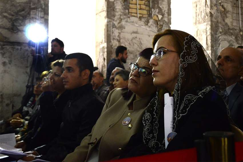 CNEWA launches year-long campaign for Christians in the Middle East